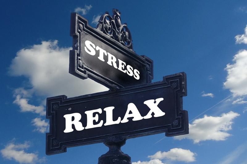 幸福度に大きく関わるストレス対処のイメージ画像