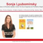 ソニア・リュボミアスキーのイメージ画像