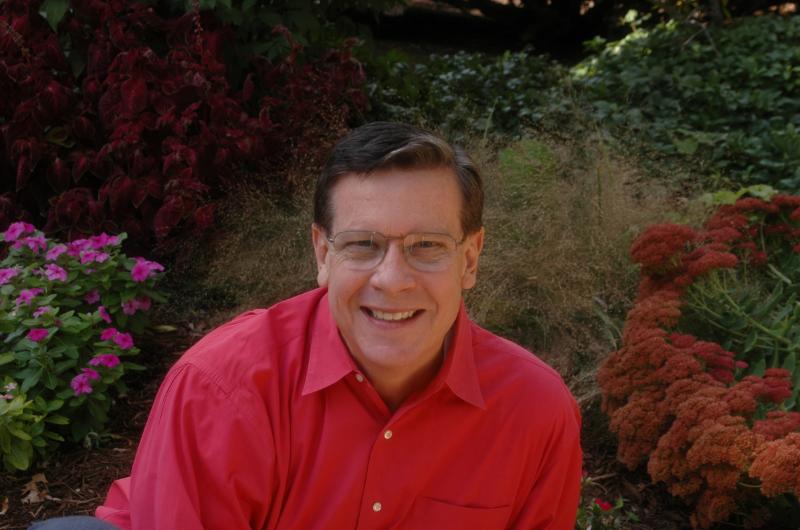 アメリカにおける幸福研究の権威、エド・ディーナーさんの肖像写真